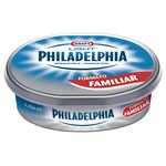 Kraft queso philadelphia light de 350g.