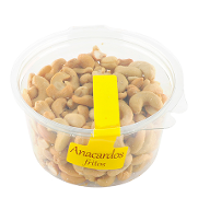 Anarcados fritos de 250g. en tarrina