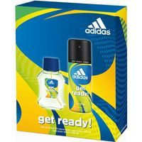 Adidas pack man get ready edt spray body 1 de 50ml. en spray