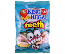King Regal dentaduras de 100g. en bolsa
