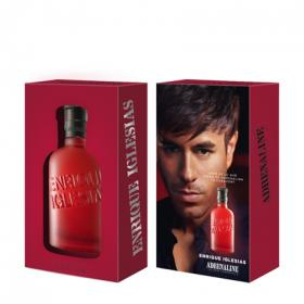 Iglesias enrique adrenaline eau toilette natural masculina de 10cl. en spray