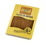 Lescala filetes anchoas de 85g.