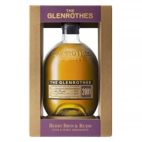 Glenrothes whisky escoces malta de 70cl.