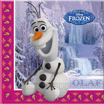 Frozen servilletas decoradas 20 en paquete