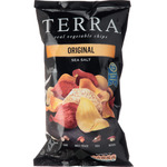 Terra original chips vegetales de 110g.