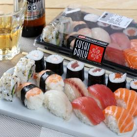 Sushi Daily menu duo de 300g.