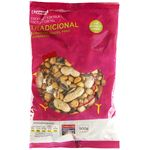 Eroski mix frutos secos de 300g.