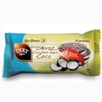 Diet Radisson tortitas arroz chocolate negro coco de 135g.