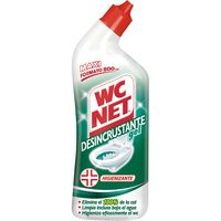 Wc Net gel desincrustante de 80cl. en botella