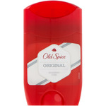Old Spice desodorante high endurance original en stick envase de 50ml.