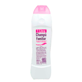 Deliplus champu cabello familiar de 1l. en botella