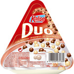 Kalise duo yogur natural con bolitas chocolate de 175g. en tarrina