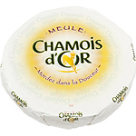 Chamois D' Or camembert original de 2,3kg. en pieza