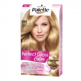 Gloss tinte perfect color 855 rubio claro soleado