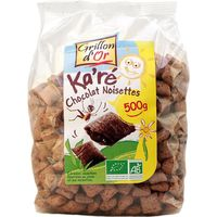 Grillon ka`re relleno choco d`or de 500g. en bolsa
