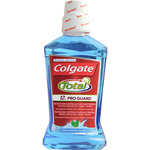 Colgate Total enjuague bucal pro guard proteccion contra placa bacteriana de 50cl. en bote