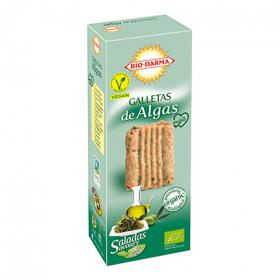 Bio Darma galletas algas de 120g.