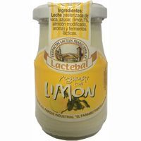 Lactebal yogur limon de 130g.