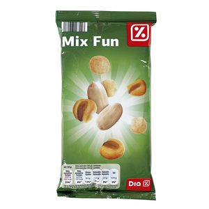 Dia cocktail frutos secos mix fun de 200g. en bolsa
