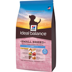Hill's Ideal Balance adult alimento natural perros raza mini con pollo arroz envase de 2kg.