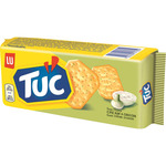 Tuc break crackers salados sabor & onion estuche de 100g.