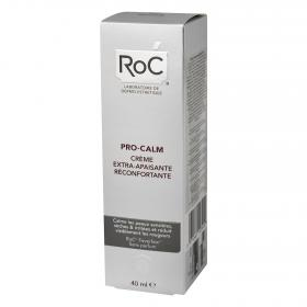 Roc crema extra reconfortante pro calm de 40ml.