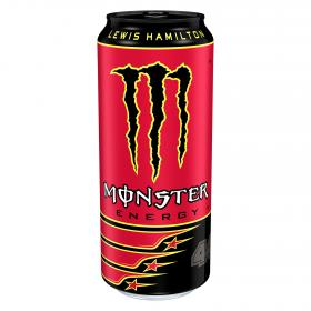 Monster bebida energy lewis hamilton de 50cl.