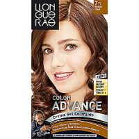 Llongueras coloracion permanente 7 77 marron glace advance