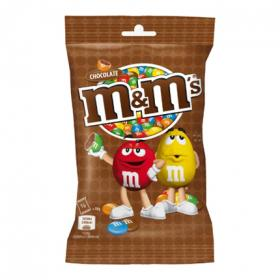 M&m's grageas chocolate con leche de 125g.