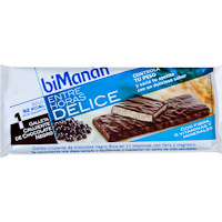 Bimanan galleta crujiente chocolate en caja