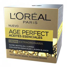 Loreal crema extraordinaria age perfect de 50ml.