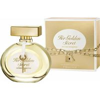 Colonia para mujer golden secret a. banderas 50    ml en bote