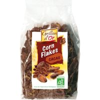 Grillon corn flakes choco d`or de 300g. en bolsa