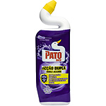 Pato desinfectante wc doble accion lavanda de 75cl. en botella