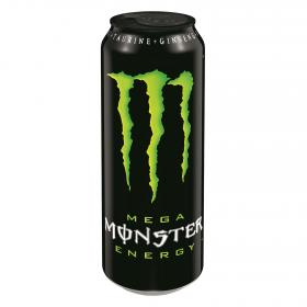 Monster refresco mega energy green de 55,3cl.