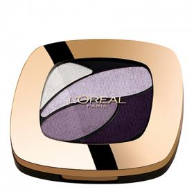 Loreal sombra ojos color riche quad e7