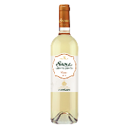 Sanz vino rueda blanco clasico seleccion familiar de 75cl.