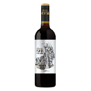 Sanz vino madrid tinto capital de 75cl.