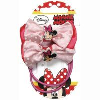 Coletero lazo minnie mouse