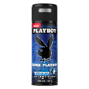 Playboy desodorante super skin touch hombre playboy de 15cl.