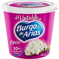 Arias queso untable figura de 140g. en tarrina