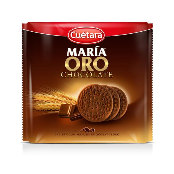 Maria Oro galleta maria oro chocolate de 795g.