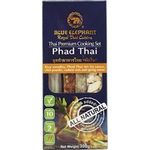 Thai blue elephant set phad de 300g.