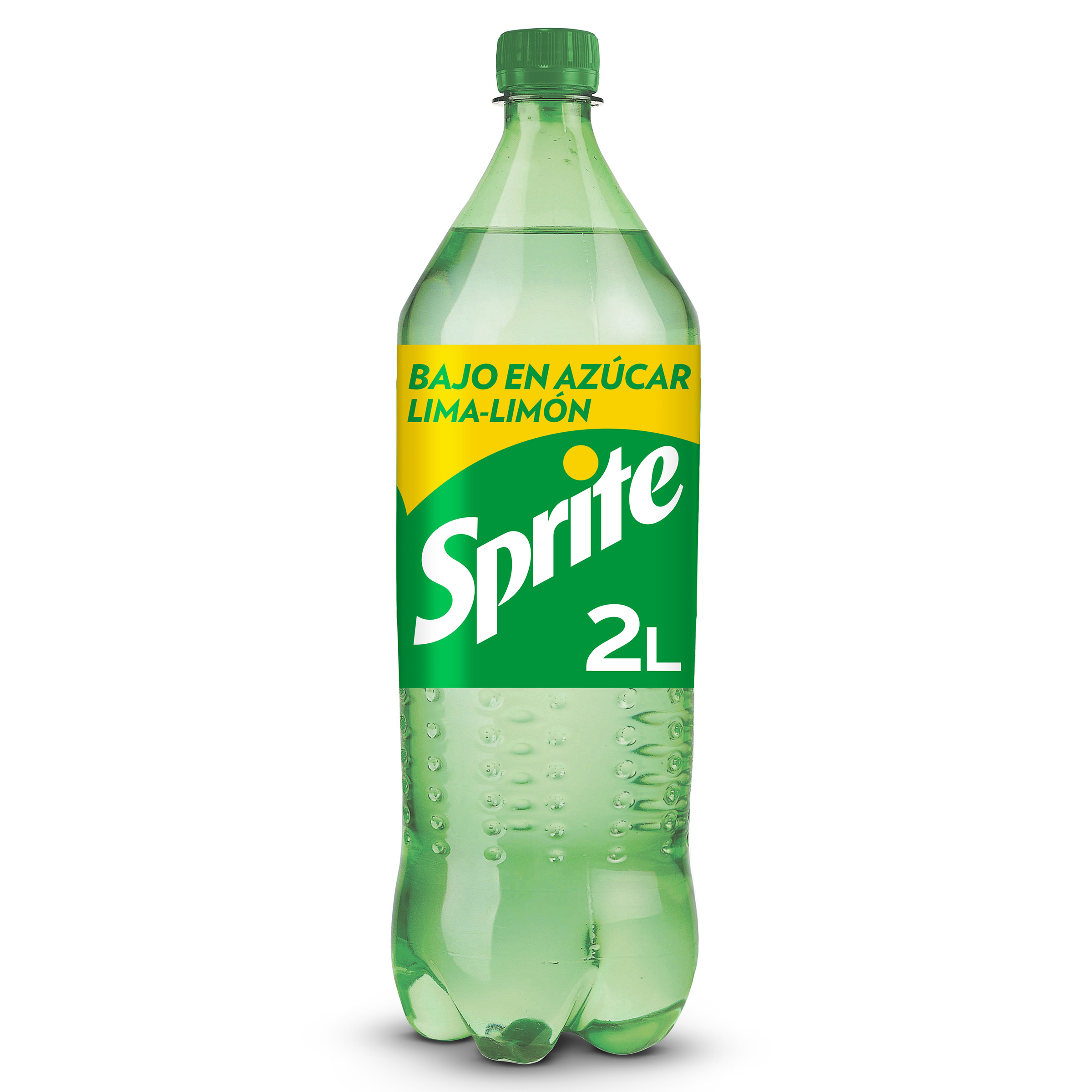 Sprite refresco lima limon fresh de 2l. en botella