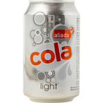 Aliada light refresco cola de 33cl. en lata