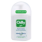 Chilly gel intimo frescura natural duradera formula fresca ph5 dosificador de 25cl.