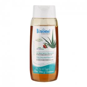 Lixone gel anticelulitico aloe guarana de 25cl.