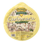 Pronto Pizza pizza carbonara de 400g.
