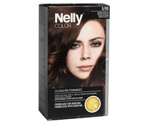 Nelly tinte marron chocolate color 5/95