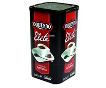 Oquendo cafe molido natural elite de 500g.